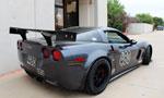 LG Motorsports GT2 Wing Corvette C5 C6; 1997-2013