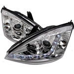 Spec-D 00-04 Ford Focus Projector Headlights