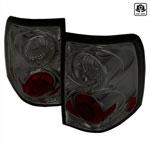Spec-D Ford Explorer Taillights - Smoke (Lt-Epor02g-Tm); 2002-2004