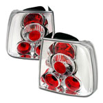 Spec-D 97-00 Vw Passat 4dr Taillights Chrome (lt-pas974-tm)