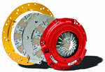 McLeod Corvette RXT Twin Disc Clutch Kit 10-Spline Use with Small Diameter Flywheel Only; 1955-1985