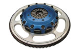 SPEC Mini Twin Clutch Kit D-Trim: Nissan S14 2.0L RWD; 1989-2004