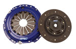SPEC Clutch Stage 1 - Audi TT 1.8L 5spd and 6spd Quattro; 2000-2006