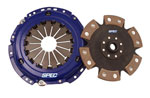 SPEC Clutch Stage 4 - Pontiac Fiero 2.8L 5sp; 1985-1988