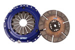 SPEC Clutch Stage 5 - Fiero GM Late 3800/supercharged to F40 6sp using Camaro dimensioned flywheel and bearing cap; 1984-1988
