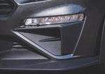 ROUSH Fascia Corner Pockets for Ford Mustang 5.0L/2.3L; 2018-2020