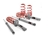 B&G S2K Spring and Shock Lowering Kit for ACURA CL 1.6Fr 1.6Rr; 2001-2003
