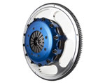 SPEC Carbon Twin Clutch Kit Mazda RX-7; 1992-2002