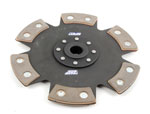 SPEC Clutch Disk Stage 4 - Pontiac Fiero 2.8L 5sp; 1985-1988