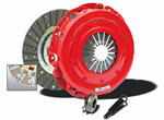 McLeod Super Street Pro Clutch Kit Mustang 4.6L 10-Spline; 2005-2010
