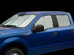 WeatherTech TechShade Full Vehicle Kit Chevrolet Colorado - (Crew Cab); 2015-2016