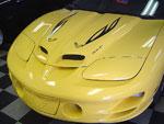 Trufiber Firebird Fiberglass Hood: WS6 OEM Style (Ram Air) V8; 1998-2002