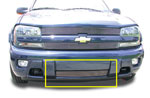 T-Rex Chevrolet Trailblazer LS - Bumper Billet Grille Insert (8 Bars); 2002-2009