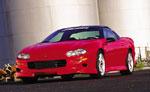 XENON Camaro Complete Ground Effects Kit V8 / V6; 1998-2002