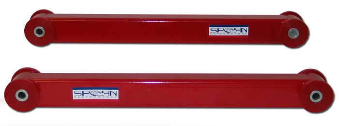 Spohn Performance 202 - Spohn Lower Control Arms - Boxed with Poly Bushings - 1982-02 Firebird V8 / V6