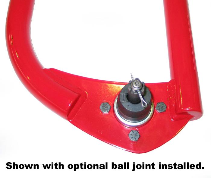 Spohn Performance 743-MOOG - Spohn Tubular Upper A-Arms w/rod ends 1993-02 Camaro w/ ball joints V8 / V6