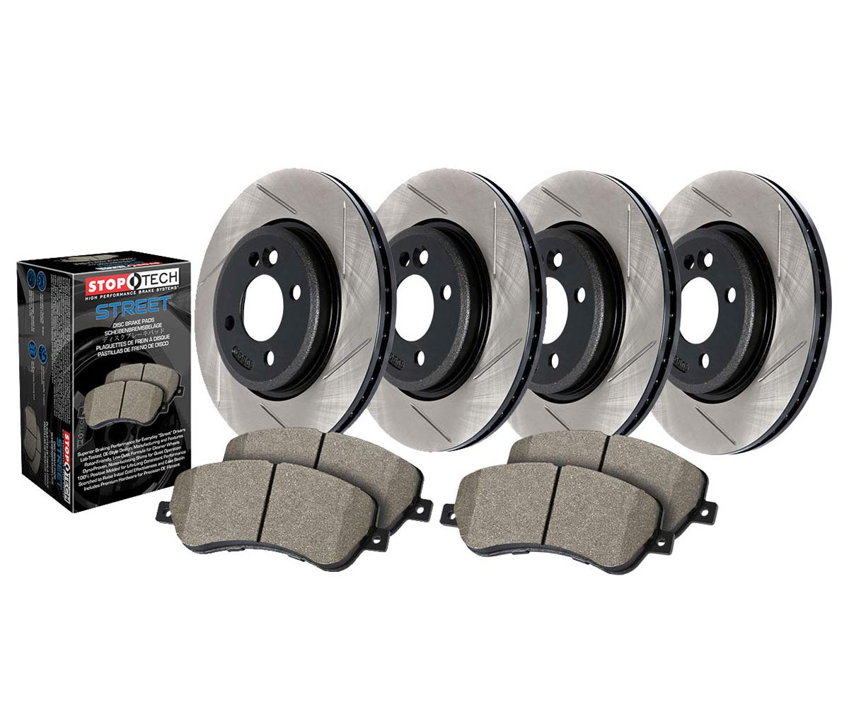 StopTech 934.42067 Street Axle Pack
