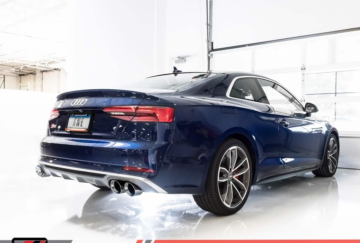 Awe Tuning 3015 43090 Audi B9 S5 Coupe Touring Edition Exhaust