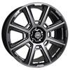 Enkei 525-880-5140ap   Storm 18x8 40mm Offset 5x110 72.6mm Bore Anthracite Wheel Alternate Image 1