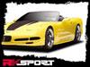 RKSport 04011003   Corvette C5 RK5 Door Strikes pair; 1997-2004 Alternate Image 1