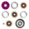 Exedy Racing NM093HB | Exedy Hyper Triple Cerametallic Clutch Kit NISSAN 240SX L4 2.4; Rigid Disc; Push Type; 1989-1998 Alternate Image 1