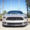 RKSport 18016101 | Mustang Mustang Carbon Fiber Front Splitter; 2015-2017 Alternate Image 2