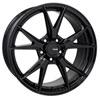 Enkei 523-775-8045bk | Phoenix 17x7.5 45mm Offset 5x100 72.6mm Bore Gloss Black Wheel Alternate Image 1