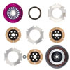 Exedy Racing NM053SR | Exedy Hyper Triple Cerametallic Clutch Kit NISSAN SKYLINE L6 2.6; Rigid Disc; Pull Type; 1999-2002 Alternate Image 1