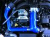 AVO s6z12e4pobluj   12-15 Subaru BRZ Wire Reinforced Silicone Air Intake Hose - Blue; 2013-2015 Alternate Image 3