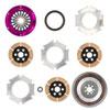 Exedy Racing MM063HB | Exedy Hyper Triple Cerametallic Clutch Kit MITSUBISHI LANCER L4 2; Rigid Disc; Pull Type; 2008-2015 Alternate Image 1