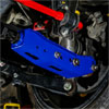 Blox Racing bxss-50010-bl | BLOX Racing Rear Lower Control Arms - Blue (2013+ Subaru BRZ/Toyota 86 / 2008+ Subaru WRX/STI) Alternate Image 2