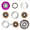 Exedy Racing MM063SB | Exedy Hyper Triple Cerametallic Clutch Kit MITSUBISHI LANCER L4 2; Rigid Disc; Pull Type; 2008-2015 Alternate Image 2