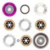 Exedy Racing MM063SB | Exedy Hyper Triple Cerametallic Clutch Kit MITSUBISHI LANCER L4 2; Rigid Disc; Pull Type; 2008-2015 Alternate Image 2