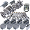 Eagle b12011030 | Chevrolet 350 Balanced Rotating Assembly Kit Alternate Image 3