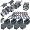 Eagle 16003000 | Ford 302 Rotating Assembly Kit with 5.400in I-Beam - Standard Bore Alternate Image 3