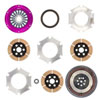 Exedy Racing MM023SR | Exedy Hyper Triple Cerametallic Clutch Kit MITSUBISHI LANCER L4 2; Rigid Disc; Pull Type; 2006-2006 Alternate Image 1