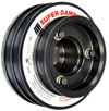 ATI ati918598 | Damper - 5.67in - Alum - (2) 4 Grv - Nissan RB26 - R33 34 - 1Pc - w/Power Steering Pulley Alternate Image 1