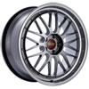 BBS LM238DBPK | LM 20x9.5 5x114.3 ET40 CB66 Diamond Black Center Diamond Cut Lip Wheel Alternate Image 1