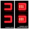 Spyder 5083739 |  Chevy Silverado Light Bar LED Tail Lights - Black Smoke - (ALT-YD-CS16-LED-BSM); 2016-2017 Alternate Image 1