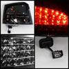 Spyder 5031662 |  Dodge Charger 09-10 LED Tail Lights - Black  - (ALT-YD-DCH09-LED-BK) Alternate Image 1