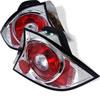 Spyder Honda Civic 01-03 2Dr Altezza Tail Lights - Chrome