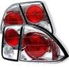 Spyder Honda Civic 01-05 4Dr Altezza Tail Lights - Chrome