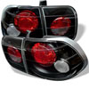 Spyder Honda Civic 96-98 4Dr Altezza Tail Lights - Black