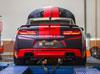 Borla Exhaust 11925CF | Borla Camaro SS NPP Exhaust System - Rear Section Axle-Back - ATAK - Carbon Fiber Tips; 2016-2020 Alternate Image 1