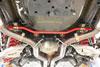 BMR Suspension SB043R | BMR Sway Bar Kit With Bushings GTO Red; 2004-2006 Alternate Image 4