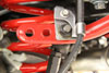BMR Suspension SB043R | BMR Sway Bar Kit With Bushings GTO Red; 2004-2006 Alternate Image 6