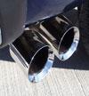 Corsa Performance 14258   Corsa Exhaust System for Silverado/Sierra 1500 GMT900 4.8L 5.3L 6.0L RC Shrt Bed 119 WB Sport; 2007-2008 Alternate Image 3