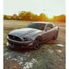 APR Performance CW-201496 |  Mustang Roush Front Wind Splitter Carbon Fiber; 2011-2014 Alternate Image 2