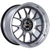BBS LM330DBPK | LM-R 20x11 5x114.3 ET20 CB66 Diamond Black Center Diamond Cut Lip Wheel Alternate Image 1
