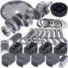 Eagle b16003ea030 | Ford 302 V-Rib Belt 157 Tooth Flexplate Balanced Rotating Assembly - 5.400in I-Beam +.030 Bore Alternate Image 3